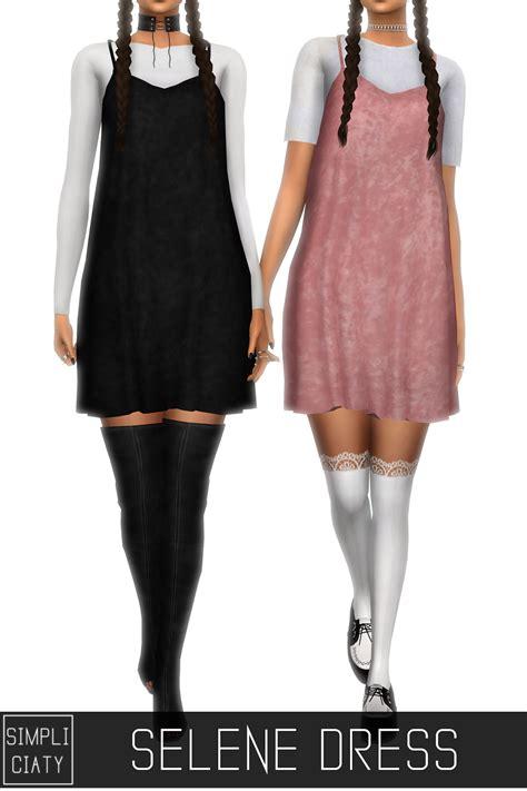 Hq 13774 Stripe Hoody Dress Selene Dress Simpliciaty