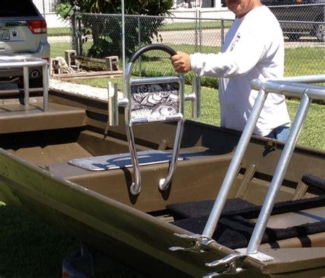 jon boat upgrades best jon boat accessories photos 2017 blue maize