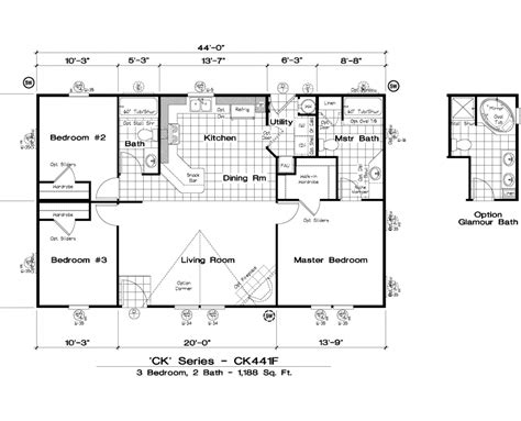 golden west homes floor plans images