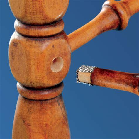screw dowel gripper kit wood furniture repair walter drake