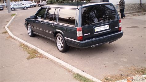 how to work on cars 1997 volvo 960 spare parts catalogs 1997 volvo 960 wagon specifications pictures prices