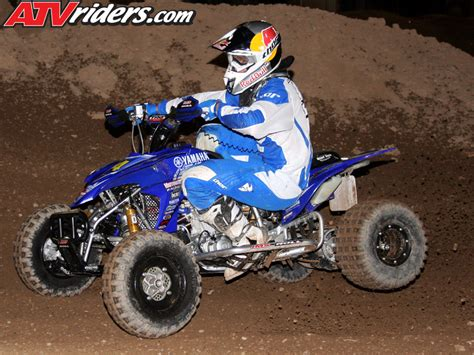 atv motocross racing 2008 yamaha itp quadcross series round 7 speedworld