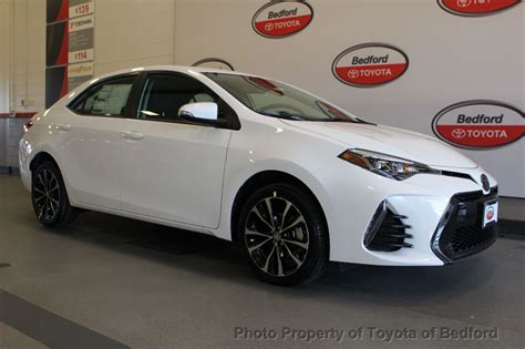 Home Interior Sales by 2018 New Toyota Corolla Se Cvt At Toyota Of Bedford