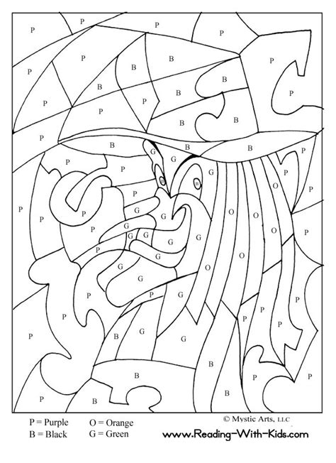halloween coloring pages advanced teaching frenzy halloween fun
