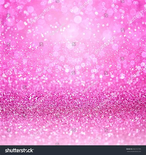 girly birthday wallpaper pink glitter confetti sparkle girly background stock photo