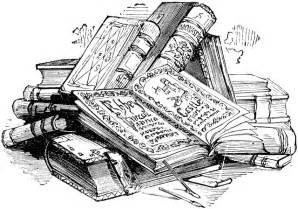 free sketch book in pdf pile of books clipart etc