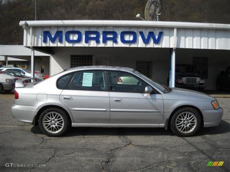 2003 Subaru Legacy Sedan by 2003 Silver Metallic Subaru Legacy L Sedan 28092255