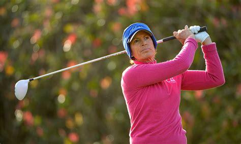 swinging skirts golf leaderboard veteran juli inkster t 2 after round one of swinging