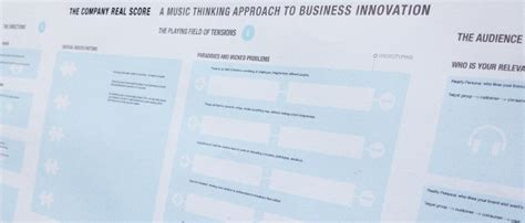 the company real score a thinking approach to business innovation