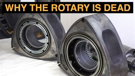 wankel engine 4 reasons why the rotary engine is dead