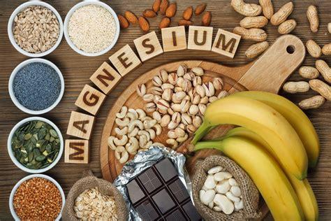 alimenti magnesio top 9 de alimentos ricos en magnesio