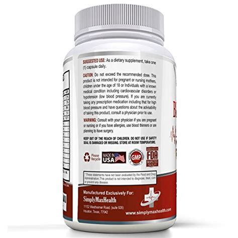 supplement blood pressure buy 1 best blood pressure support supplement to lower