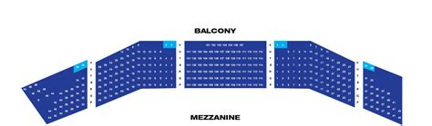 Boston Opera House Seating Chart Boston Opera House Seating Plan