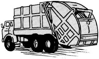 garbage truck clipart cliparts