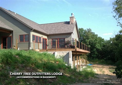 cherry tree outfitters lodge at