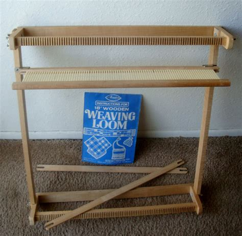 table top loom 18 inch wide loom table top avalon with by doradoull on etsy