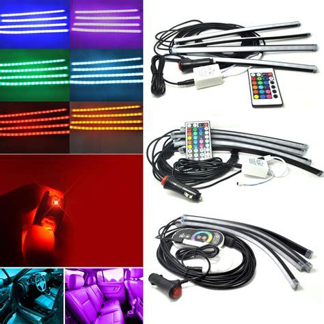 Led Light Strips Car Popular Led Light Strips For Car Interior Buy Cheap Led Light Strips For Car Interior Lots From