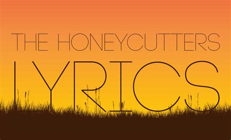 lyrics amanda anne platt  honeycutters