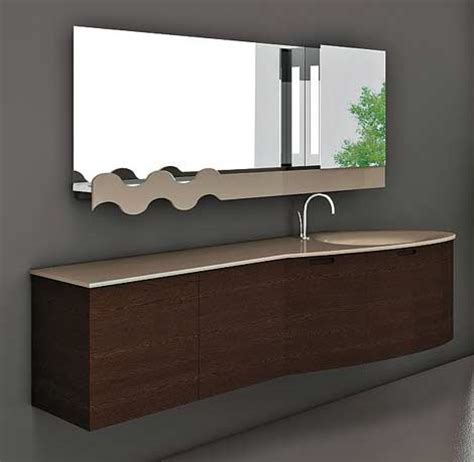 Modern Vanity Cabinets For Bathrooms Modern Wall Mounted Bathroom Vanity Cabinets Freshome