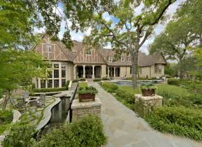 Landscape Architecture Dallas Tudor Estate Garden Traditional Landscape