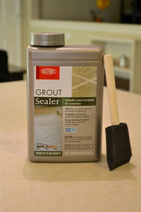 bathroom grout sealer dupont tile sealer tile design ideas