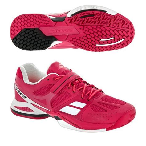 pink tennis shoes babolat propulse bpm all court s tennis shoes pink