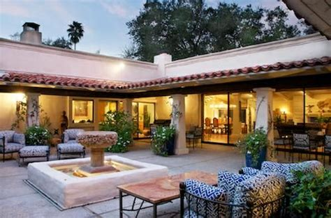 Long Ranch House Plans spanish style picmia