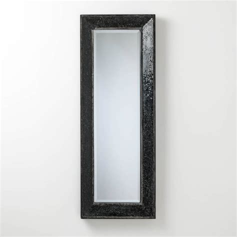 Handcrafted Mirrors - length mirror with glitter mosaic by crafted