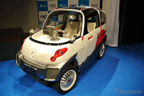 Electric Vehicles Thailand Floating Electric Car To Serve Areas Prone To Tsunamis And