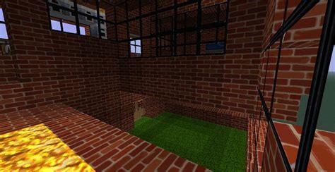 brick house w indoor rose garden minecraft project