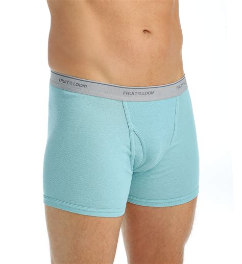 fruit of the loom boxer briefs boxers vs briefs models picture