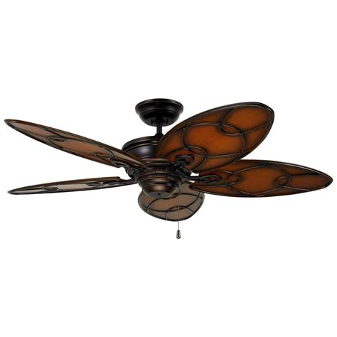 hunter wetherby cove ceiling fan hunter rainsford 52 in outdoor premier bronze ceiling fan
