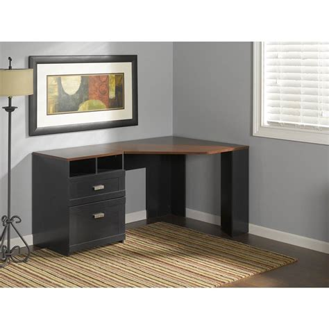 ebay corner desk bush furniture wheaton reversible corner desk ebay