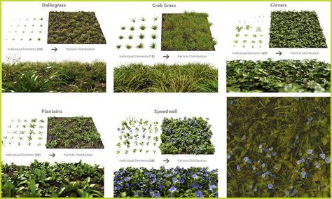of vertical garden 3d architectural visualization