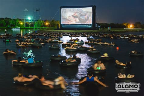 alamo draft house new braunfels alamo drafthouse hosts terrifying on the water jaws screening at texas ski ranch