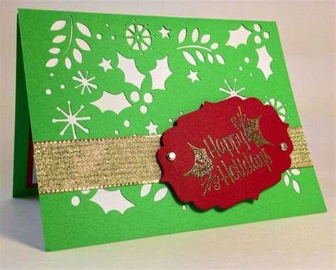 Handmade Photo Card - beautiful handmade cards you would to buy