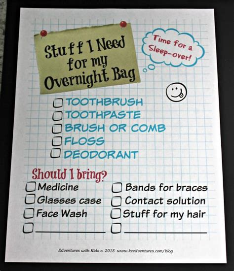 List Of Overnight by Getting Ready For A Sleep What To Pack In Your Overnight Bag The O Jays Bags And
