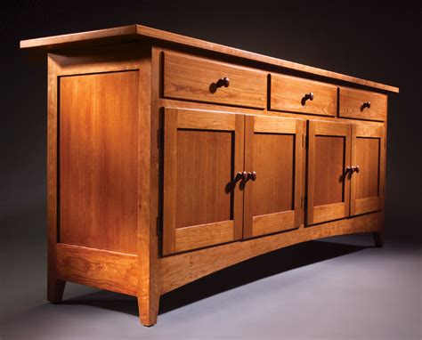 Building A Sideboard shaker sideboard popular woodworking magazine