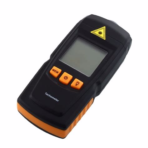 Meter Rpm Motor gm8905 non contact handheld lcd digital laser tachometer