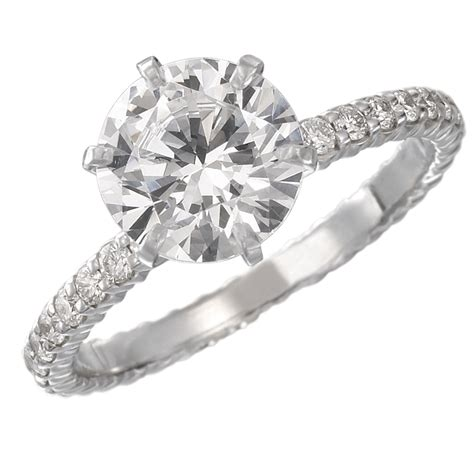 solitaire rings wedding promise