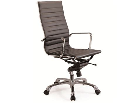 high back office chair comfy by j m furniture 249 00
