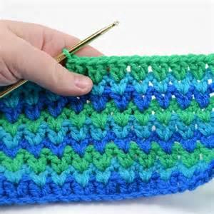 Easy Diy Bedroom Decor v double crochet stitch tutorial dream a little bigger