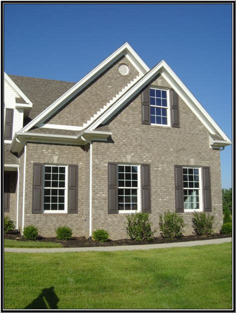 brick for outside of house brick house colors exterior