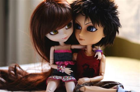 wallpaper couple doll a beautiful couple of barbie doll hd wallpaper top