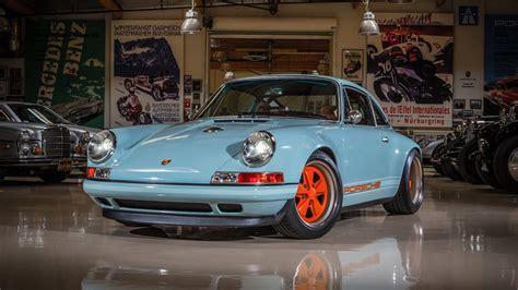 J Leno Singer Porsche by 1991 Porsche 911 Reimagined By Singer Leno S Garage