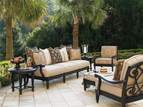 backyard furniture ideas 12 ideas for decorating garden ridge patio furniture