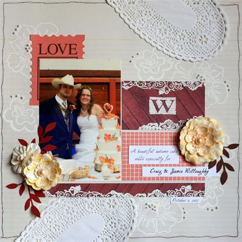layout on pinterest 258 best images about wedding scrapbooking layouts on
