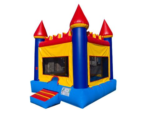 small bounce house rental castle bounce house party town rentals
