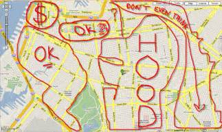 New York City Safety Map moving to brooklyn some questions new york greene