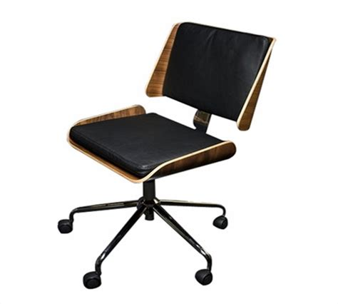the dan form retro office chair 50 inmod style